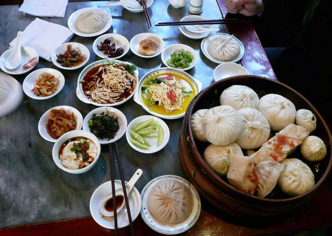 扬州特色小吃