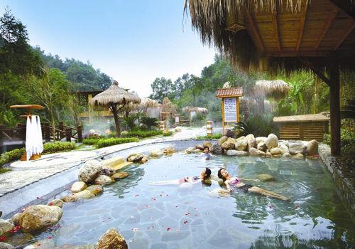 扬州瘦西湖温泉 瘦西湖 个园 一日游