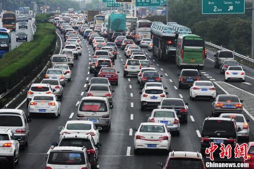交通部 清明节假期高速公路小客车免费通行