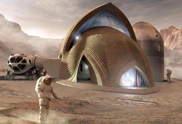 NASA举办火星住宅设计比赛 奖金200万美元